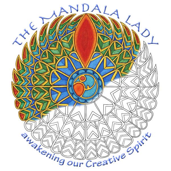 Mandala Coloring as Meditation